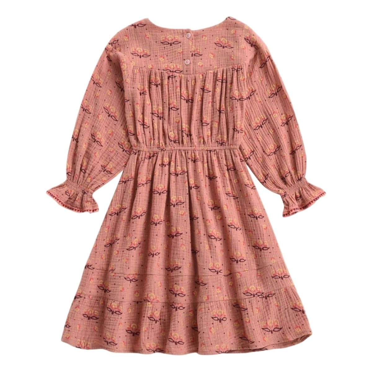 Louise Misha - Dress Lania Sienna Peru pink - 1