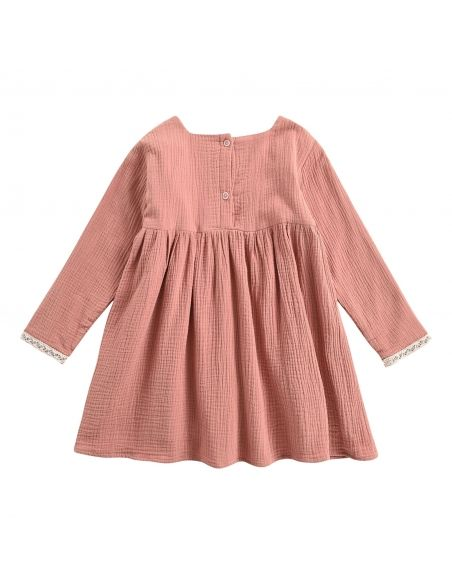Louise Misha - Dress Jahaira Sienna pink - 2