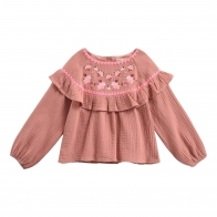 Blouse Andrea pink