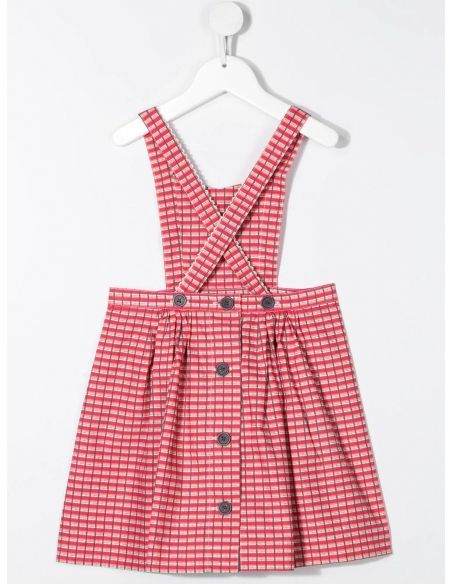 Caramel Baby & Child - Dress Donnington Red - 3