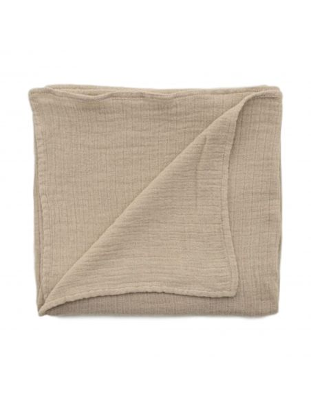 Garbo & Friends - Olive Musiln Swaddle Blanket green - 1