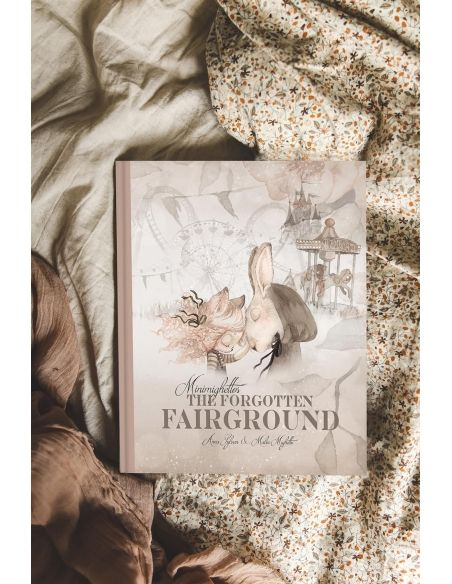 Mrs. Mighetto - Children Book The Forgotten Fairground - 1