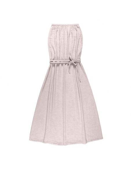Numero 74 - Sienna Long dress Powder - 1