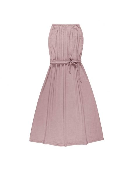Numero 74 - Sienna Long dress Dusty Pink - 1