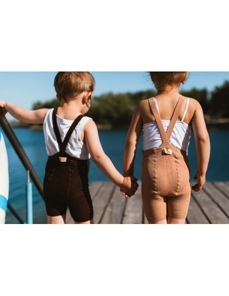 Silly Silas - Shorty Tights Light Brown - 6