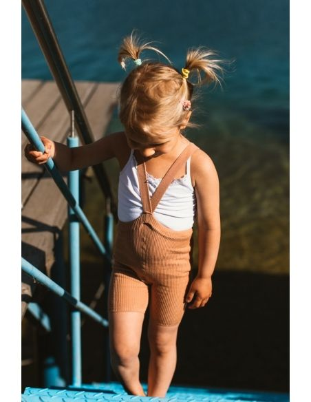 Silly Silas - Shorty Tights Light Brown - 4