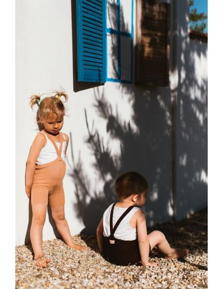 Silly Silas - Shorty Tights Light Brown - 5