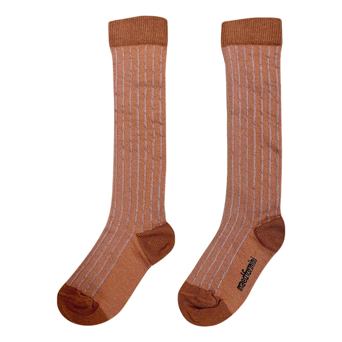 Maed for mini - Knee socks keen kangaroo - 1