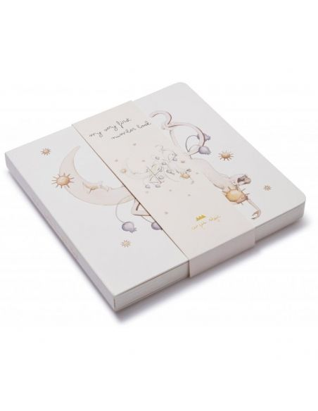 Konges Slojd - My First Number Book white - 1