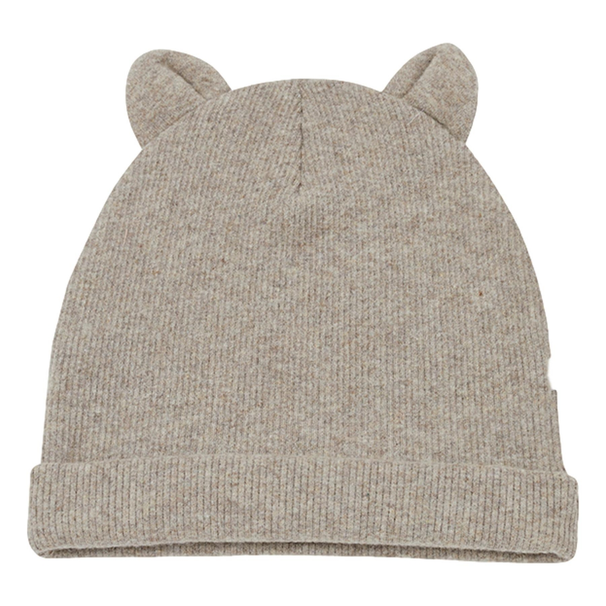 1 + in the family - Mull Beanie With Ears beige - 1