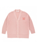 Your Wish Is Granted Cardigan pink