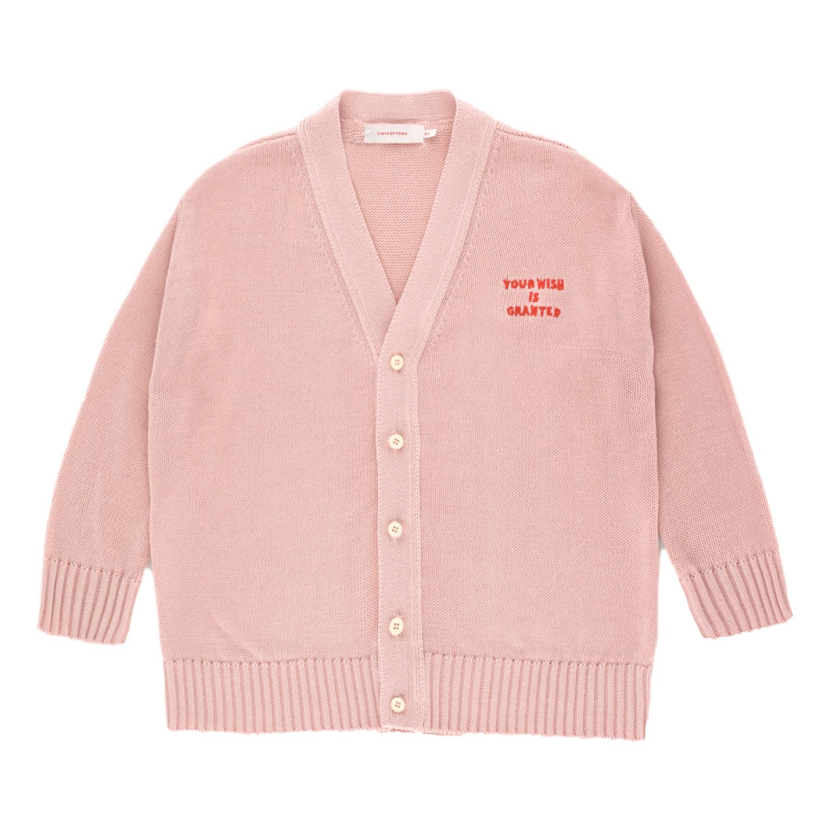 Tiny Cottons - Your Wish Is Granted Cardigan pink - 1