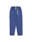 Solid Pant blue
