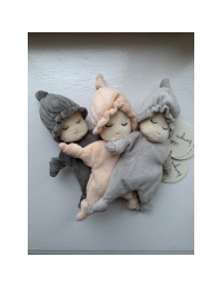 Konges Slojd - Miffi Doll Grey - 2