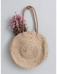 Bohemia Design - Big Roundy Basket natural - 3