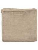 Olive Musiln Swaddle Blanket green