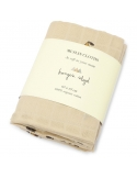 3 pack Muslin Cloth Poire
