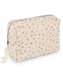 Big Quilted Toilery Bag Petit Amour Rose