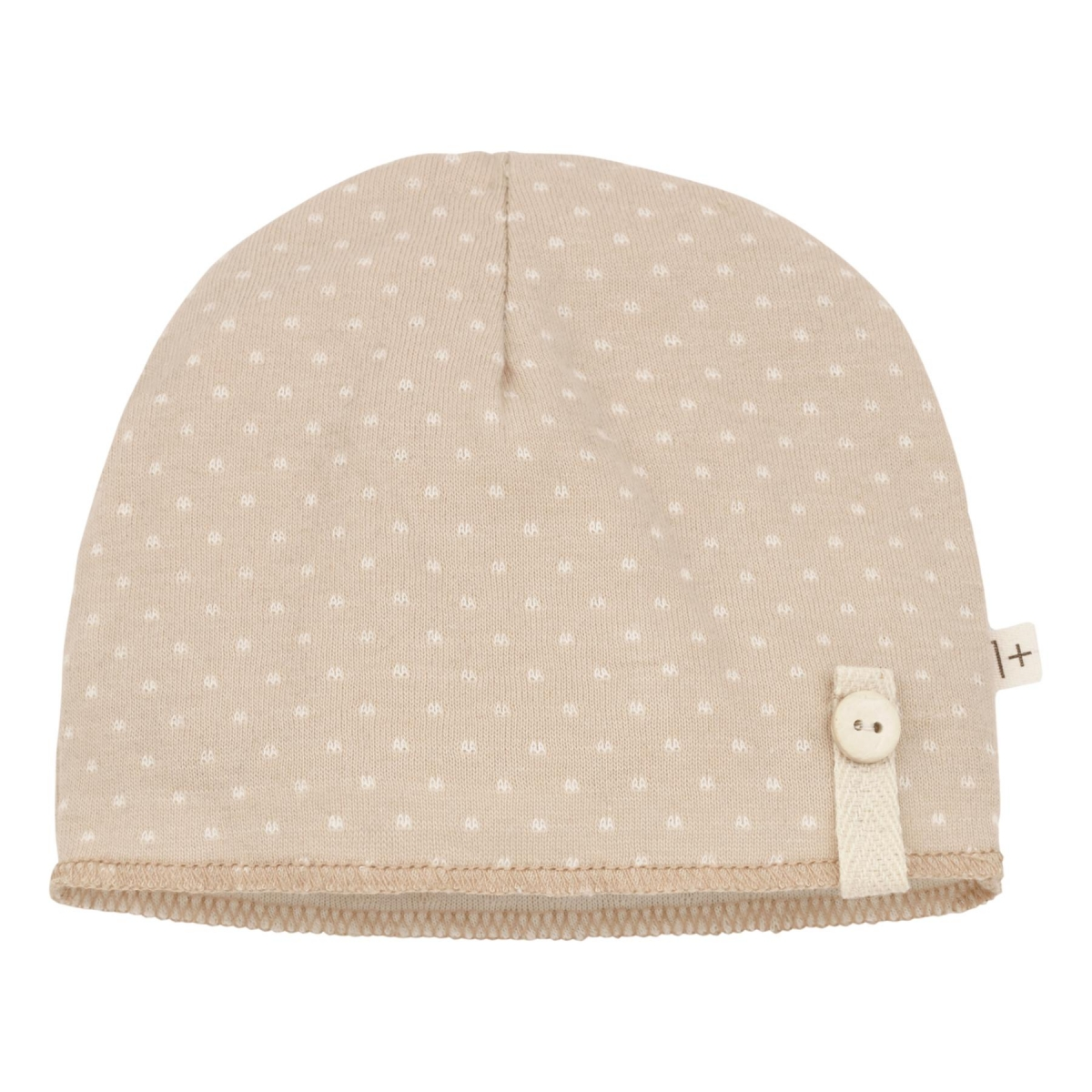 1 + in the family - Elise Beanie Beige - 1