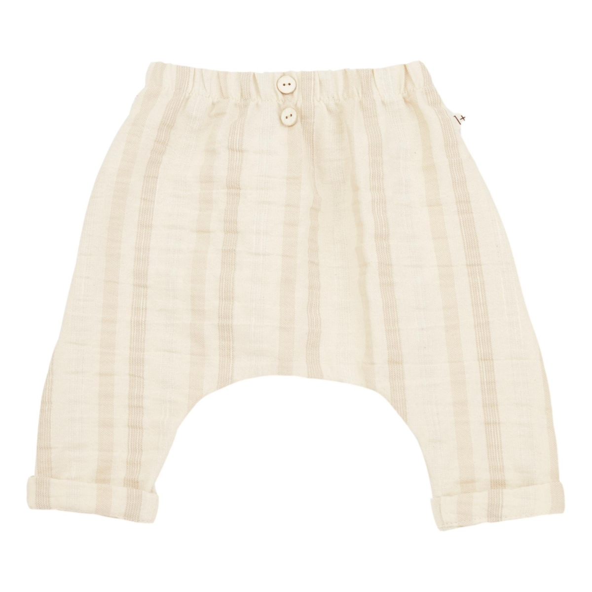 1 + in the family - Pau Baggy Pants Natural - 1