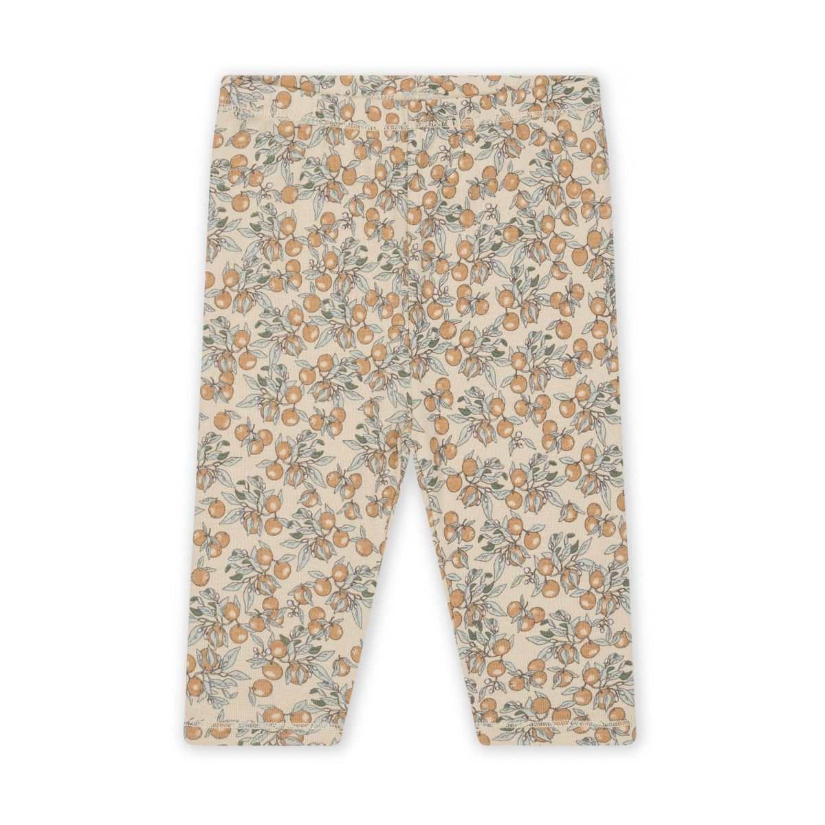 Konges Slojd New born Pants Orangery Beige