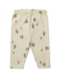 New born Pants Poire Beige