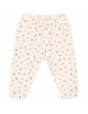 Pants Petit Amour Rose Off White