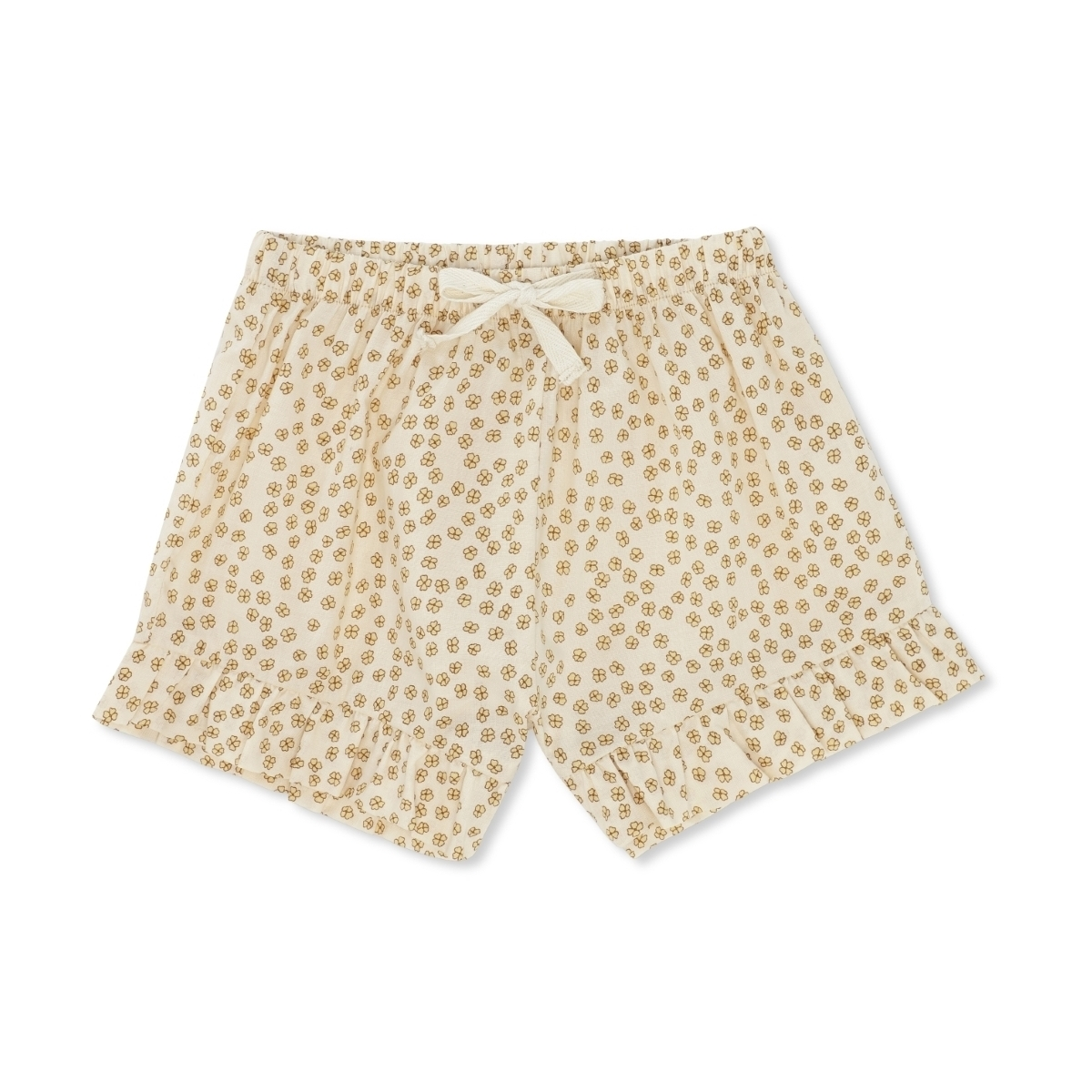 Konges Slojd Pilou Shorts Buttercup Amarillo