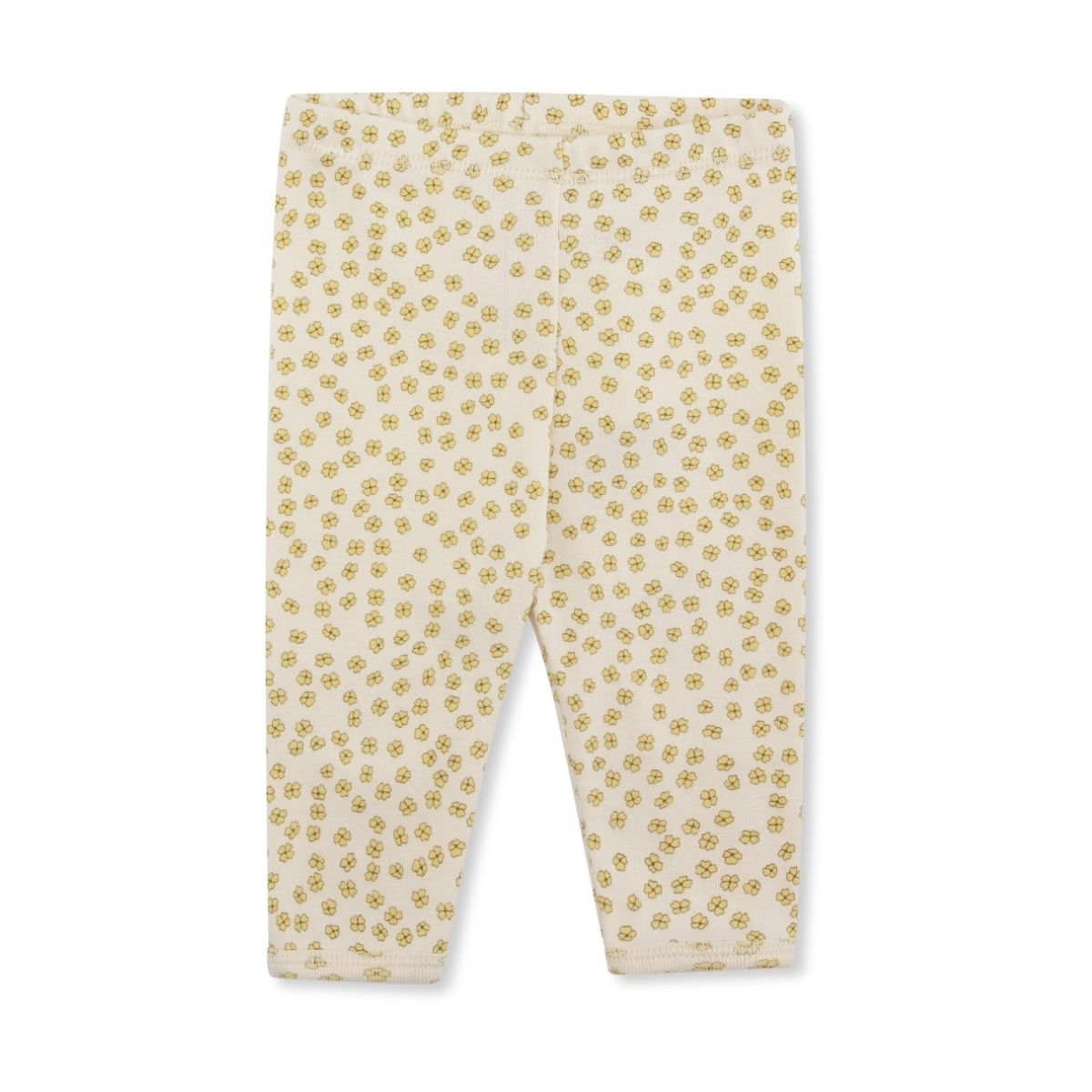 Konges Slojd New born Pants Buttercup Yellow