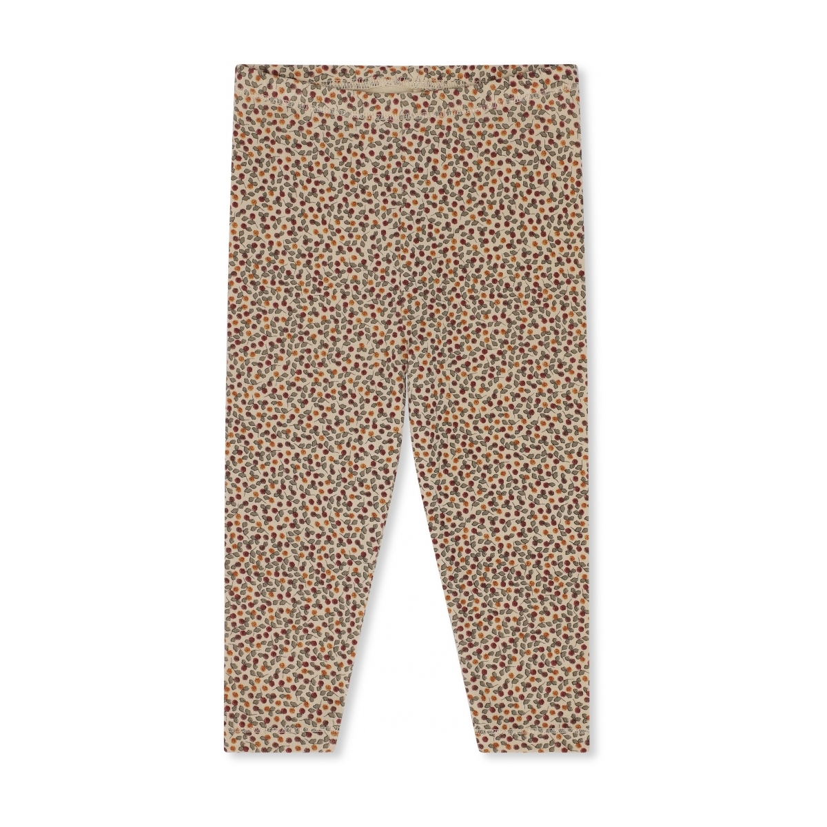 Pantalon Konges Slojd New Born Rosaraie Rouge