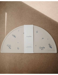 Mushie - Silicone table pad ecru - 3