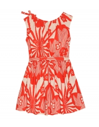 Caramel Baby & Child - Dress Notting Hill Red - 4