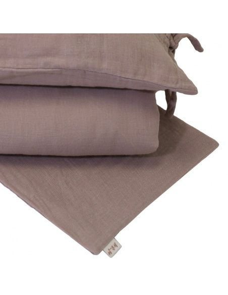 Numero 74 - Duvet Cover Set dusty pink - 2