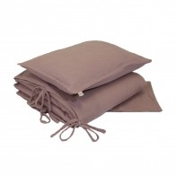 Duvet Cover Set dusty pink